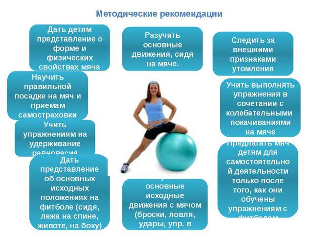 Методические рекомендации Дать детям представление о форме и физических свойс...