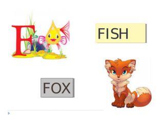 FISH FOX