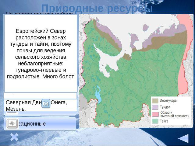 Горно-химическая промышленность Химическая промышленность Европейского Север...
