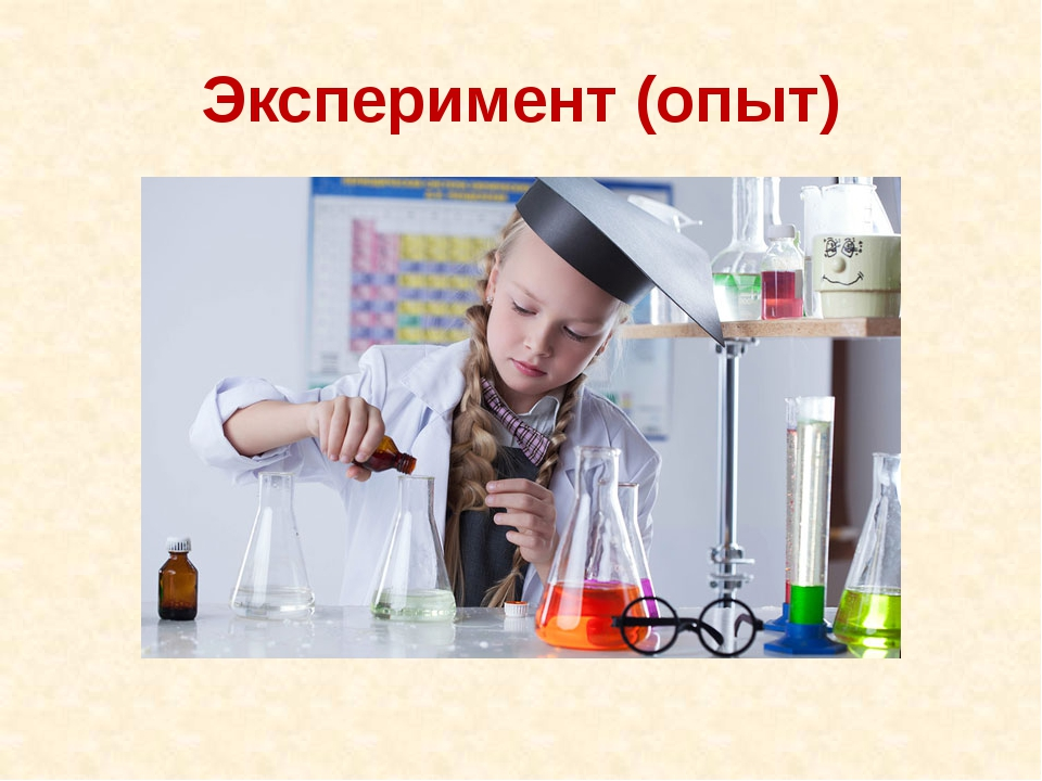 Эксперимент метод исследования картинки