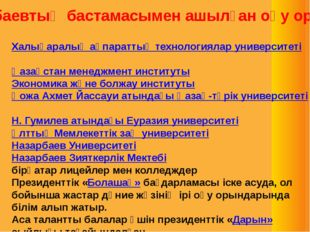 Халықаралық ақпараттық технологиялар университеті Қазақстан менеджмент инстит