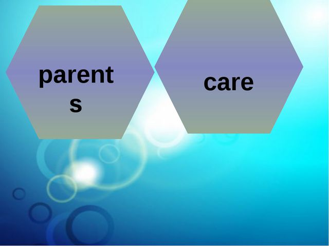 parents care