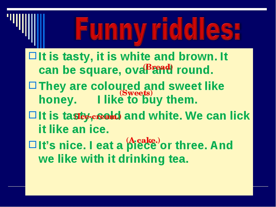 It is tasty, it is white and brown. It can be square, oval and round. They ar...