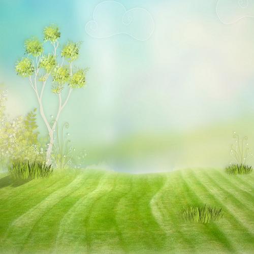 Landscapes with sun rays and light - summer backgrounds Пейзажи с солнечным светом и лучами - летние фоны