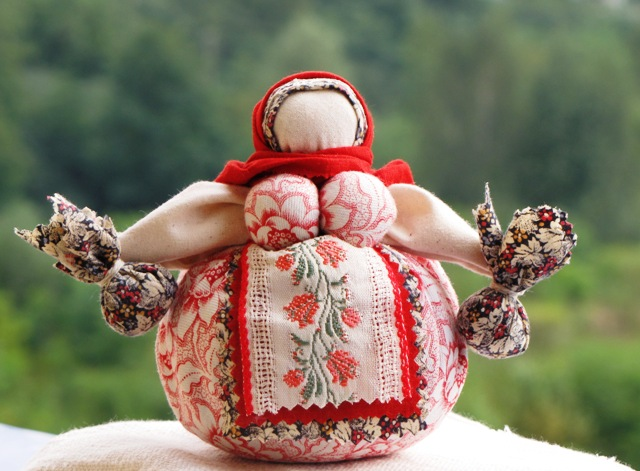 Травница кукла своими руками мастер класс