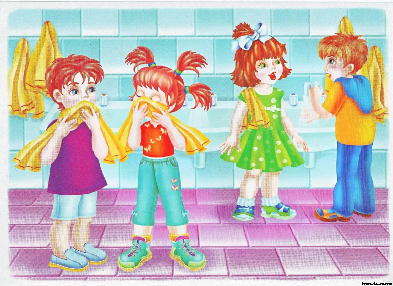 Картинки для детей дети в доу