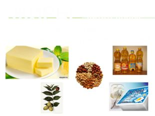 ЖИРЫ – питательные вещества. Обеспечивают организм энергией.