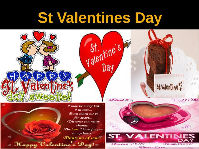 St Valentines Day
