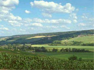 Восточно-Европейская равнина. Поверхность у этой равнины неровная, встречаютс