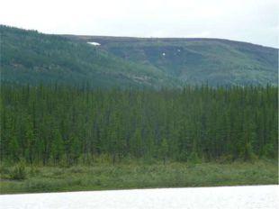 Среднесибирское плоскогорье. Плоскогорье – место с равнинной или холмистой по