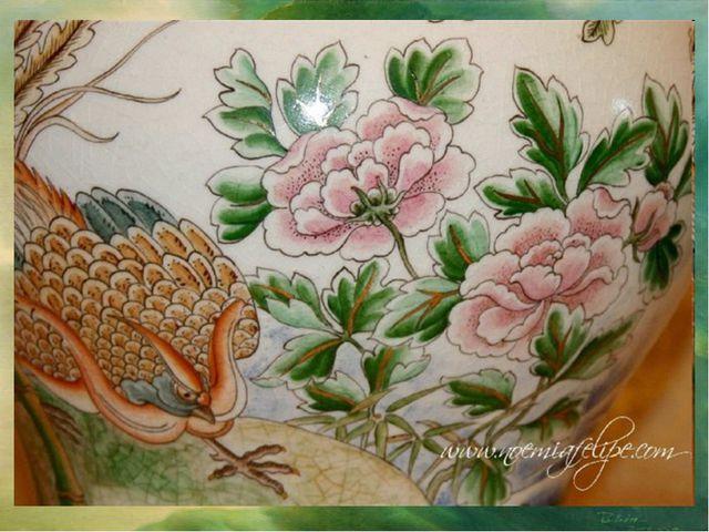 Символом императриц стало существо с головой фазана, В Китае феникс называетс...