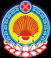 Coat of Arms of Kalmykia.svg