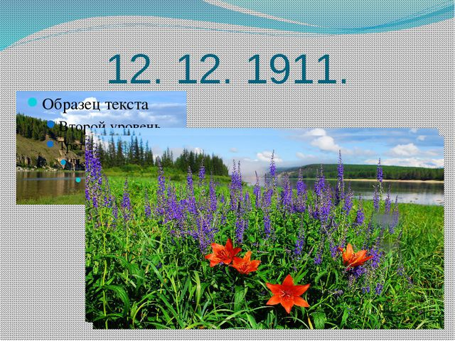 12. 12. 1911.