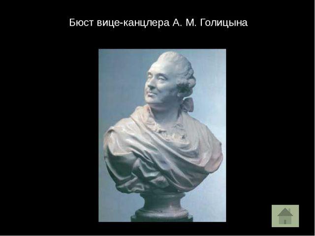 Бюст М.В.Ломоносова