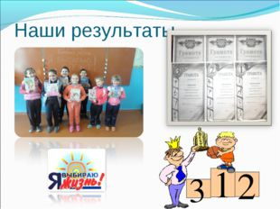 Наши результаты 1 2 3