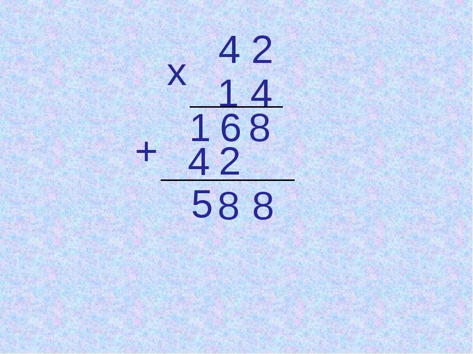4 2 1 4 8 2 8 х + 1 6 4 5 8