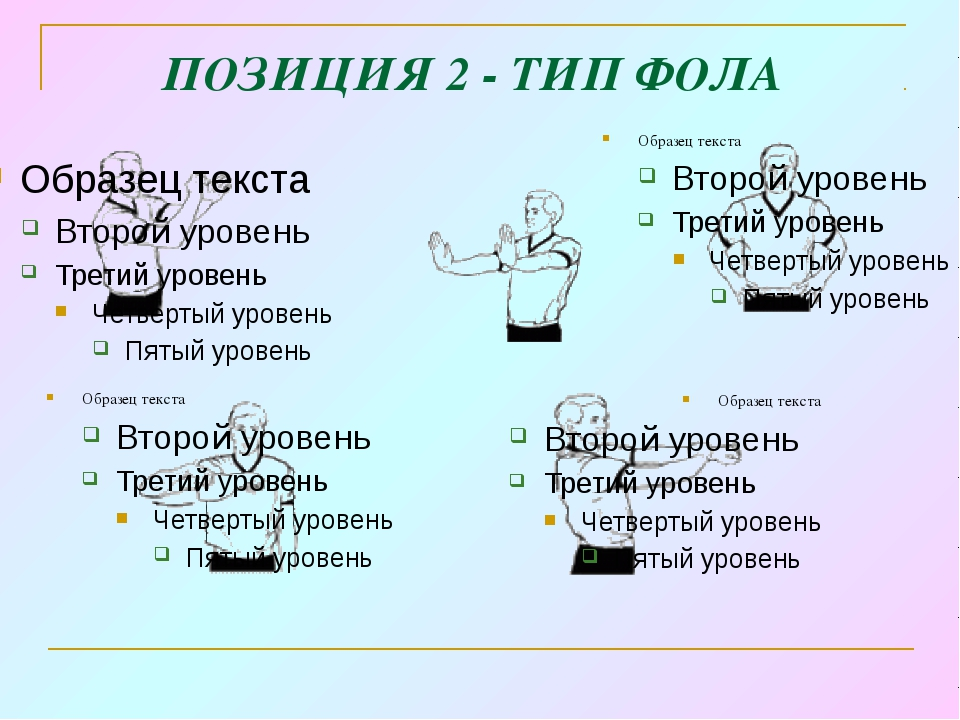 ПОЗИЦИЯ 2 - ТИП ФОЛА