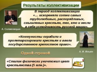 А. Солженицын А. И. Ильин