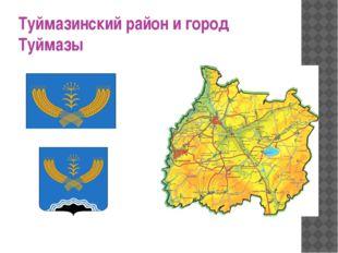 Туймазинский район и город Туймазы