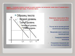 Закон предложения Чем ниже цена, тем меньше количество спроса P- цена, Q-коли