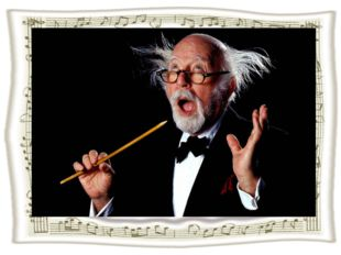 Отгадай ключевое слово Как называют человека, управляющего игрой симфоническо