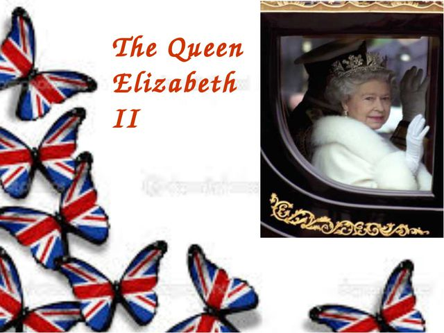 The Queen Elizabeth II