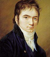 Бетховен в 1803 году, художник Christian Horneman