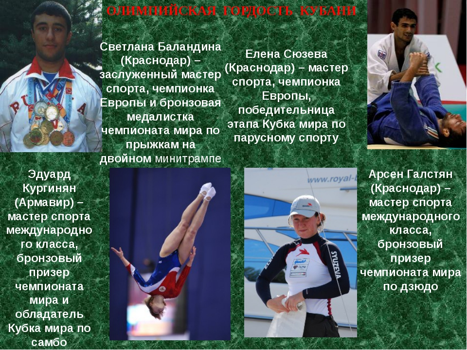 Арсен Галстян (Краснодар) – мастер спорта международного класса, бронзовый пр...