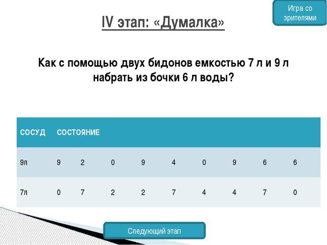 VI этап: «Внимательность». Это интересно Это интересно ответ 35 треугольников