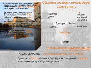 Новое в «Петербургском тексте. Архитектура в восприятии Мандельштама противо