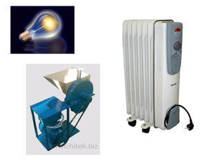 Электричество дает нам тепло, свет и механическую энергию - надо только щелкн