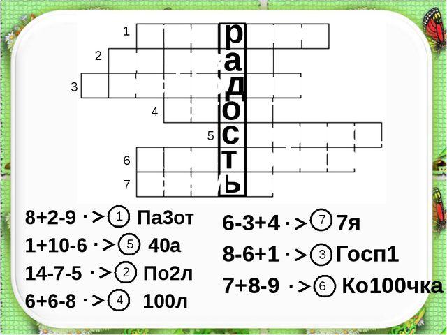 п а т и о т р 1 2 п о д в л а г о с п о и н д 3 4 5 6 7 с т л о о р о к а с 8...