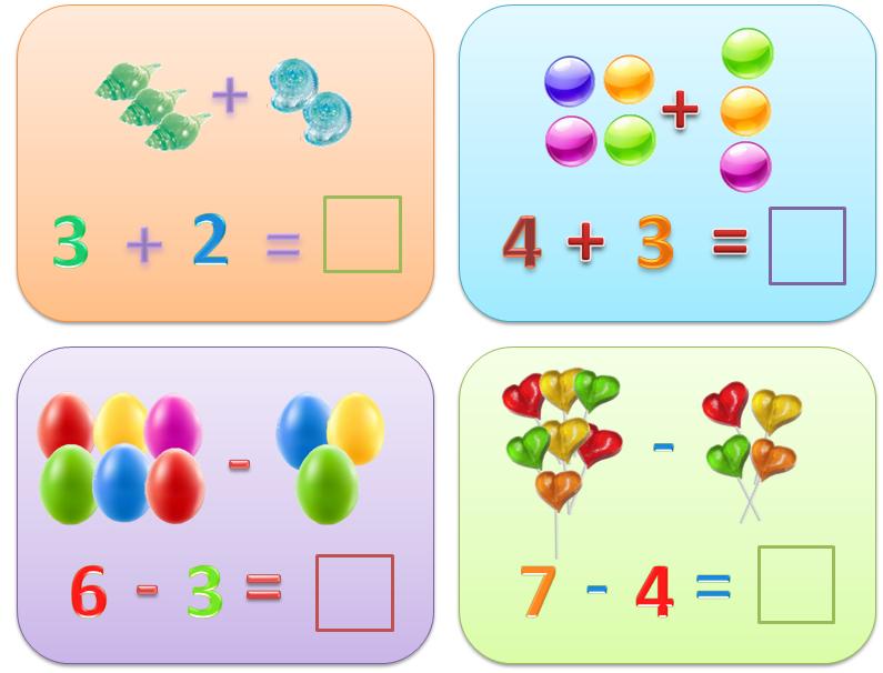 Уроки математики картинки для счета по математике