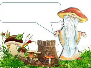 Плотный, крепкий, статный, В шляпе бурой и нарядной. Это гордость всех лесов,