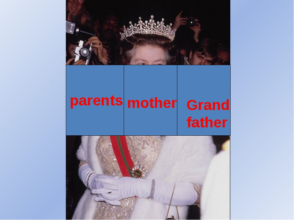 mother parents Grand father