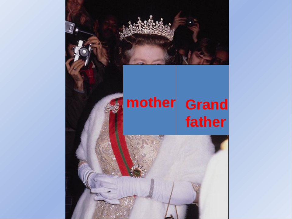 mother Grand father