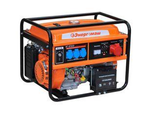 Основная часть используемой человеком электроэнергии вырабатывается из механи