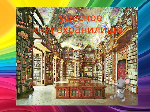 Чудесное книгохранилище