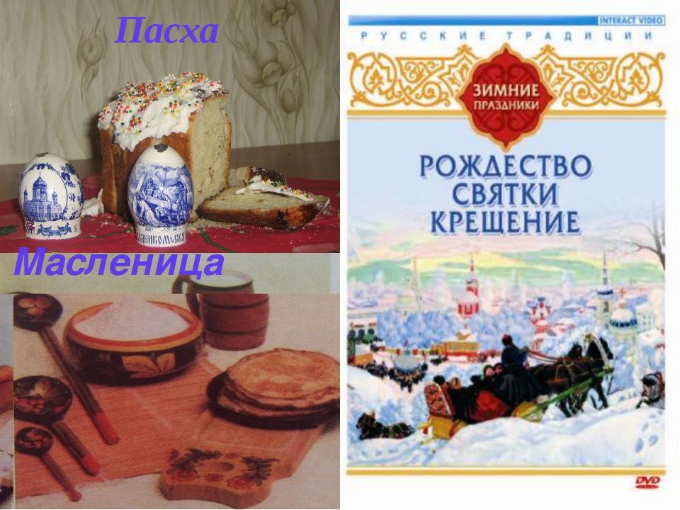 Пасха Масленица