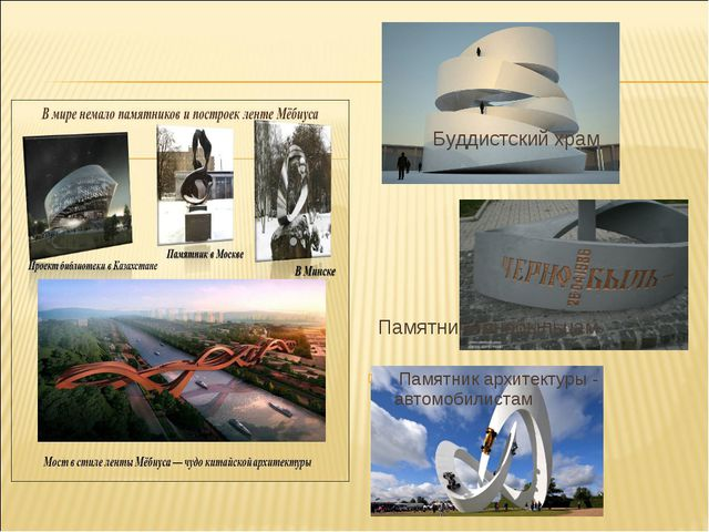 Буддистский храм ПамятниЧернобыльцам Памятник архитектуры - автомобилистам