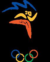 Эмблема летних Олимпийских игр 2000