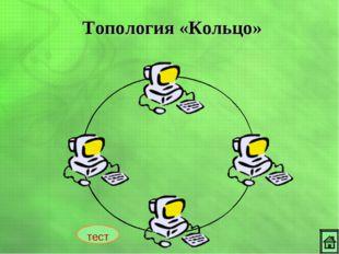Топология «Кольцо» тест