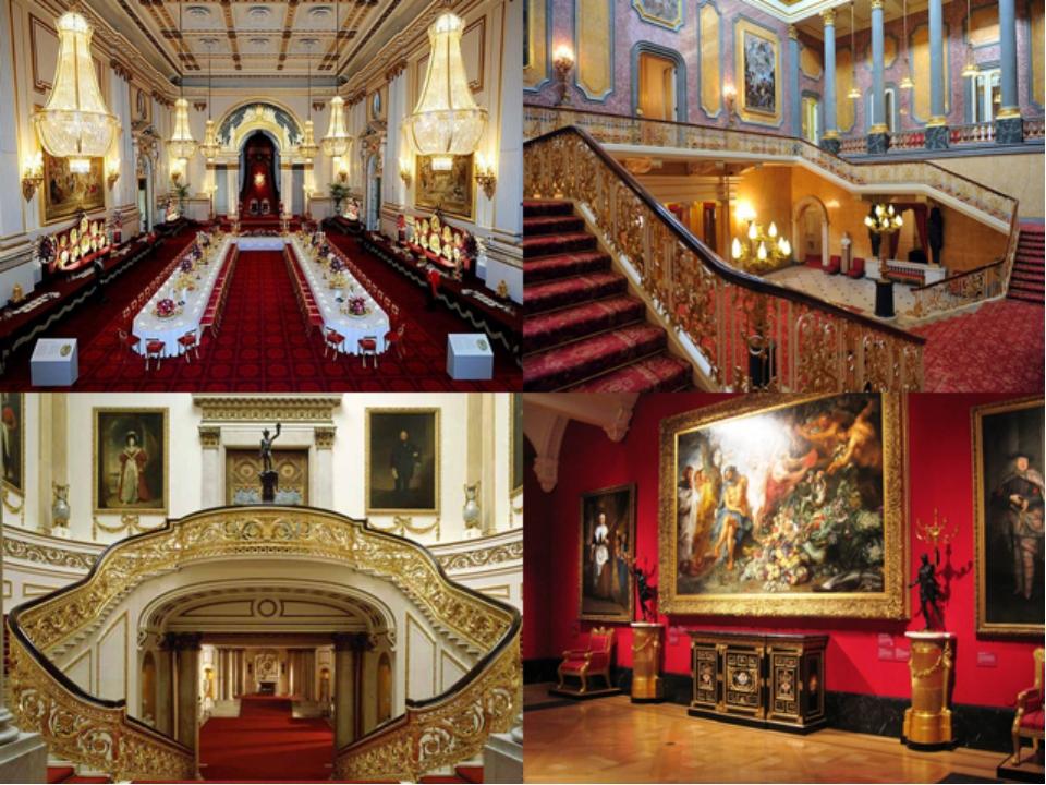 inside buckingham palace virtual tour - 640×480