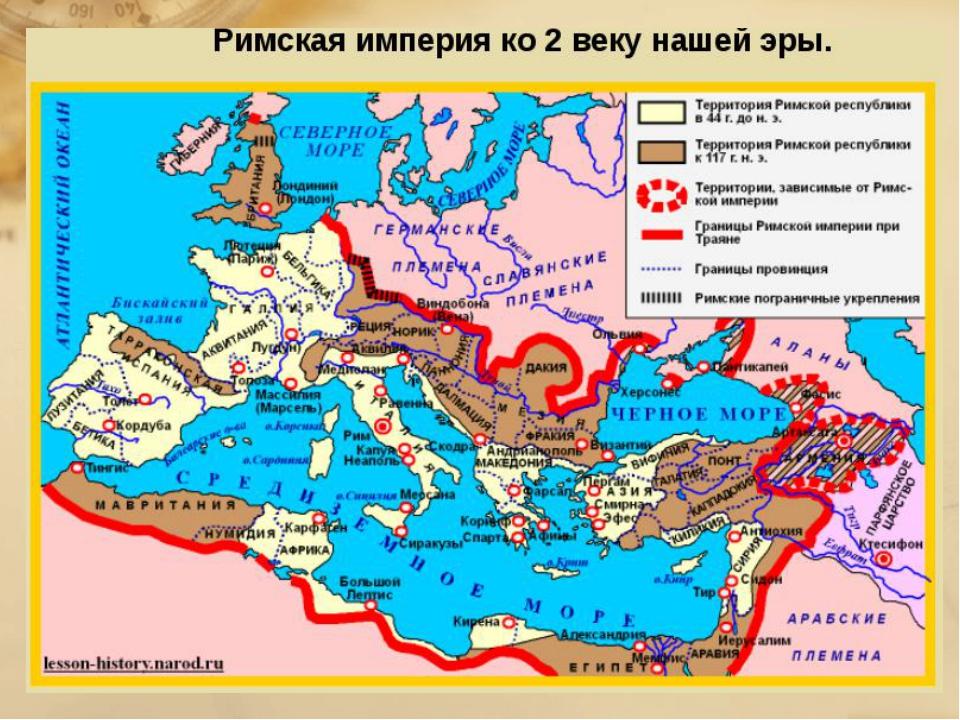Изменение условий развития народов Евразии Севернее границ Римской империи об...