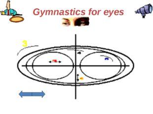 Gymnastics for eyes