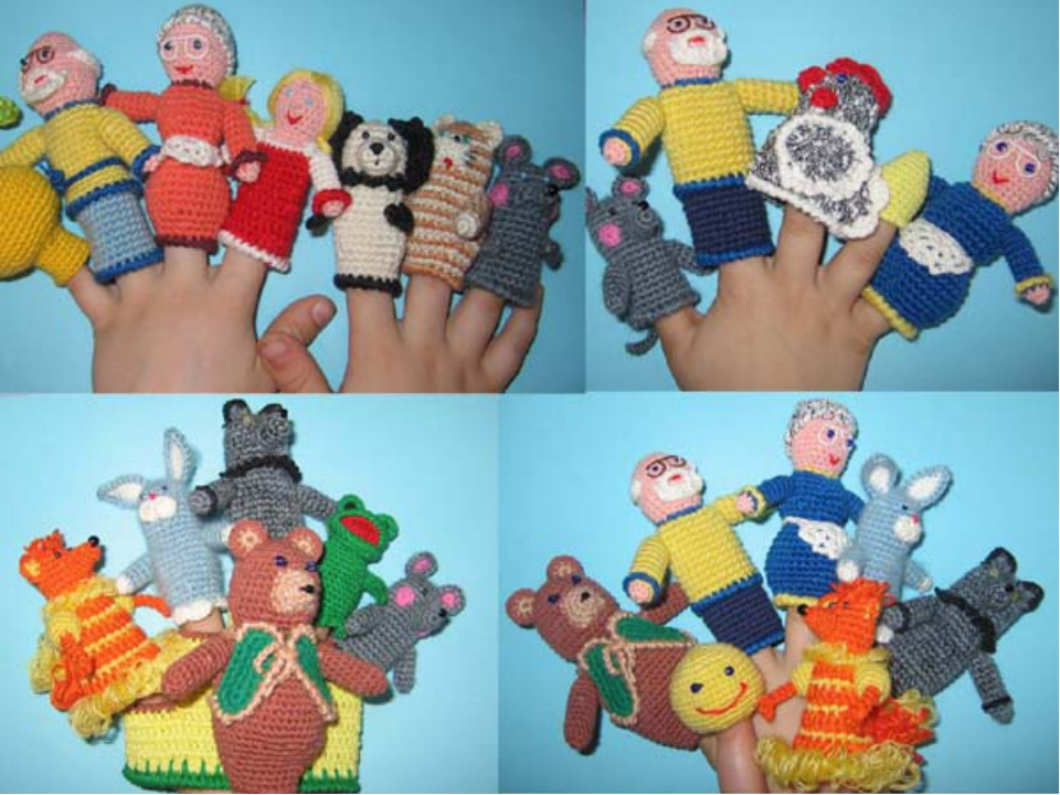 Какое для кукольного театра своими руками