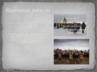 Коренные жители Арктики — малые народы Севера (чукчи, ненцы, коми, юкагиры и