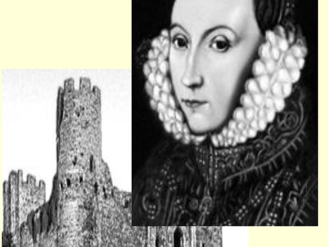 The Elizabeth I is the Queen of England and Ireland(1558-1603)