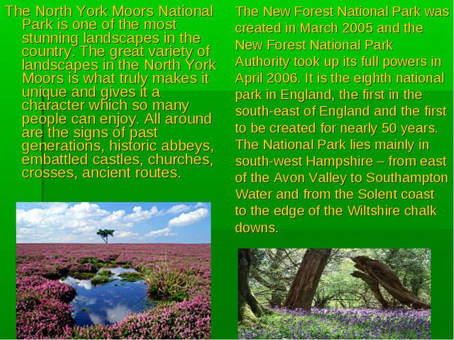 The North York Moors National Park is one of the most stunning landscapes in...