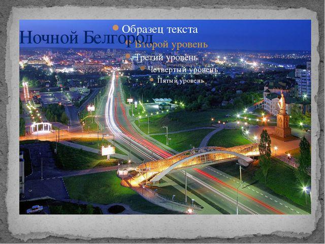 Ночной Белгород